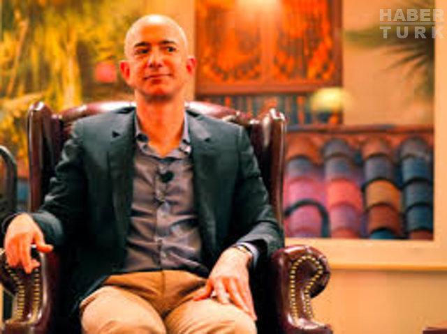 Amazon'un kurucusu Jeff Bezos'un serveti 105 milyar dolar oldu! Jeff Bezos'un hayat hikayesi. Jeff Bezos kimdir?