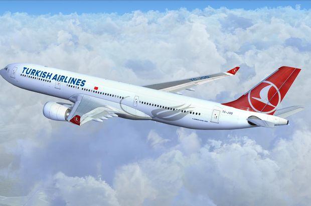 Türk Hava Yolları bir ilke daha imza attı