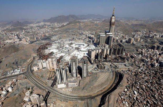 Suudi Arabistan: Mekke'yi hedef alan füzeyi düşürdük