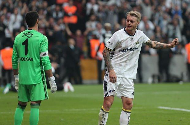 Fenerbahçe'de Kjaer Sevilla'ya transfer oluyor