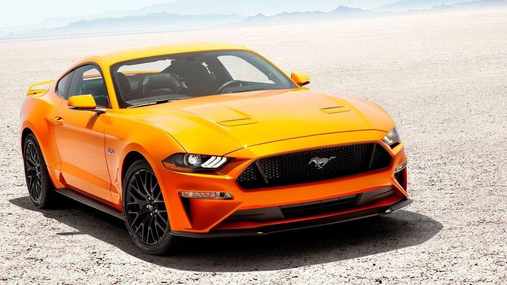 Tarihin en hızlı Ford Mustang'i tanıtıldı