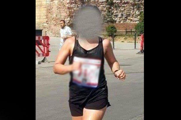 Bodrum'da master atlete taciz
