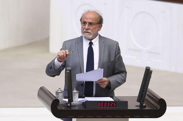 HDP'li Ertuğrul Kürkçü hakkında 23 yıla kadar hapis istemi