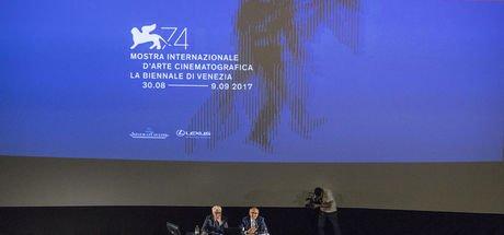 74. Venedik Uluslararası Film Festivali programı açıklandı