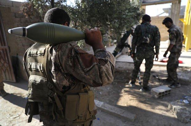 ABD'den PYD/PKK'ya 180 tırlık silah sevkiyatı!