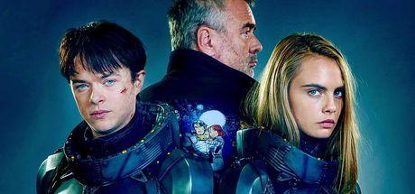 Besson'dan uzay operası: Valerian ve Bin Gezegen İmparatorluğu