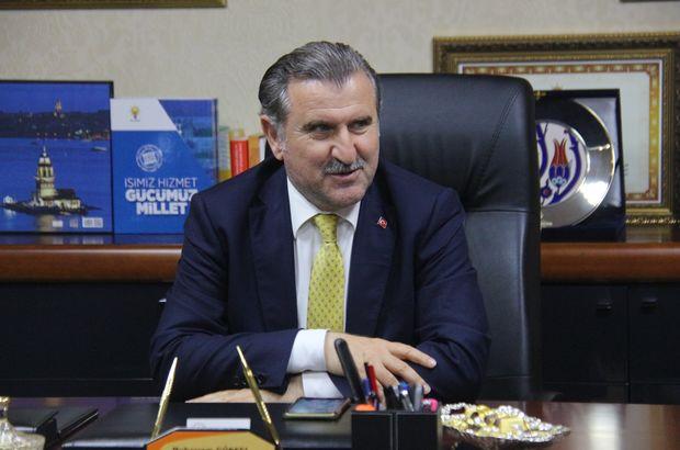 Spor Bakanı Osman Aşkın Bak'tan Fatih Terim yorumu