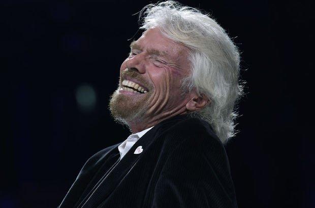 Richard Branson Virgin Atlantic Airlines'daki yüzde 31'lik hissesini sattı