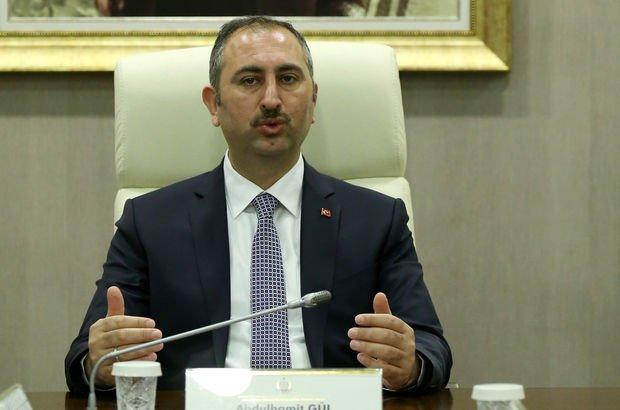 Adalet Bakanı Abdülhamit Gül'den ilk atamalar