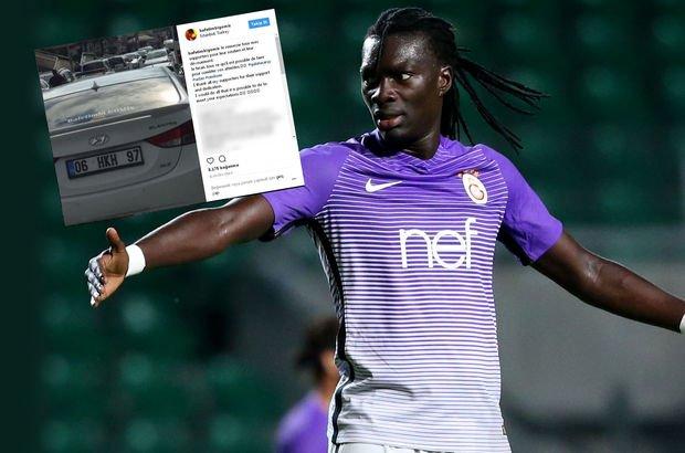 Gomis'ten Galatasaraylı taraftarlara: