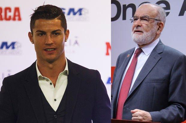 Saadet Partisi'nden Cristiano Ronaldo'ya Büyük Kudüs Mitingi daveti