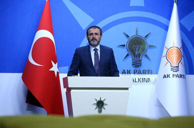 Mahir Ünal'dan AK Parti MKYK toplantısı sonrası açıklama