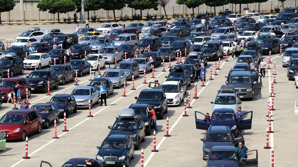 Yurt dışında yaşayan vatandaşlar oraya akın etti! Sadece 30 saniye sürüyor!
