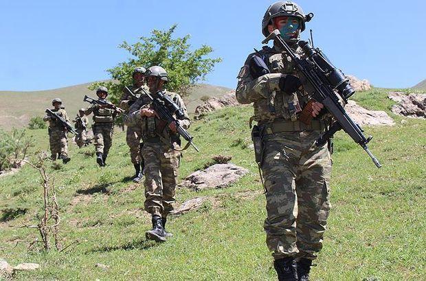 Şırnak'ta yapılan hava harekatında 3 terörist etkisiz hale getirildi