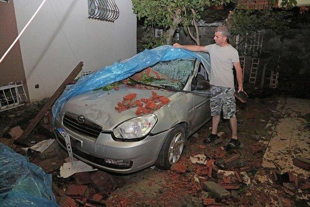 İstanbul'da 20 dakikalık yağışın faturası ağır oldu