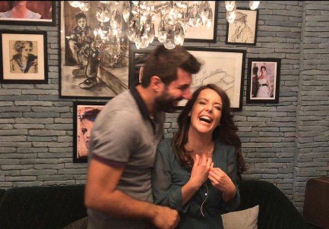 Nursel Ergin ve Murat Akyer nişanlandı