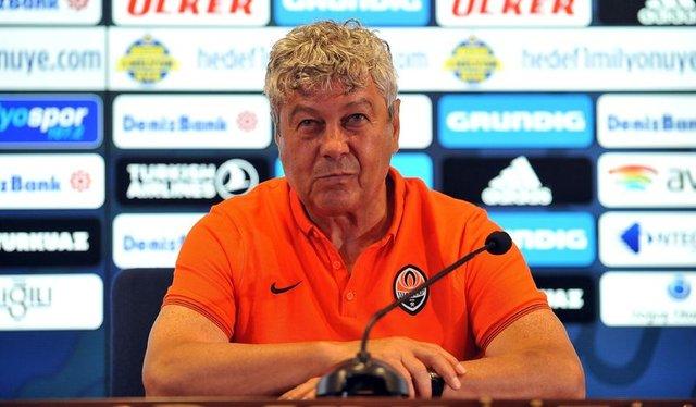 """Lucescu: """"Artık antrenör olmak istemiyorum"""""""