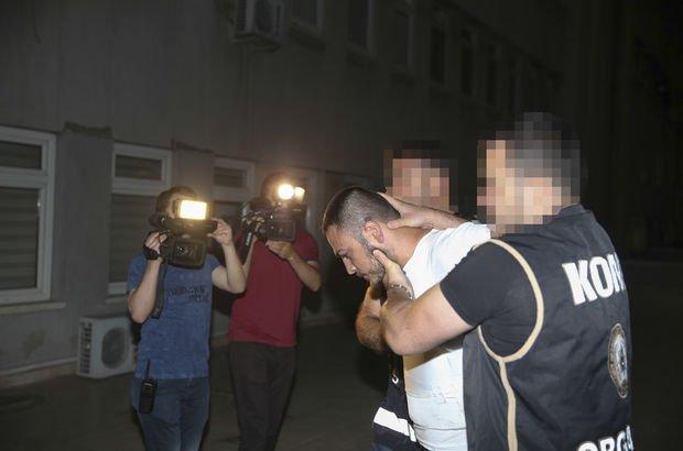 Ankara Kadir İnan uyuşturucu kaçakçısı
