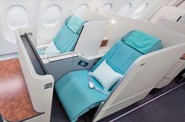 Uçak yolcuları ne istiyor? Uçak yolcularının en büyük şikayeti koltuk
