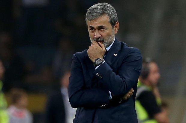 Aykut Kocaman'dan Fenerbahçe'ye altın dokunuş