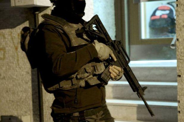SON DAKİKA! Gri listedeki terörist teslim oldu