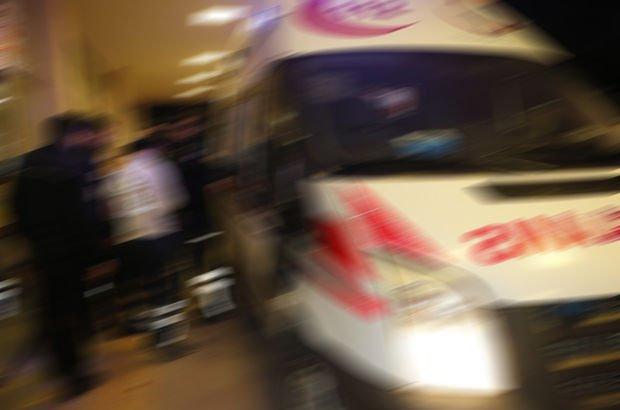 Eskişehir'de kireç çözücüyü içen vatandaş hastanelik oldu