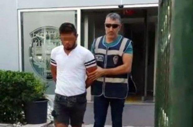 Antalya'da 3 kadını taciz ettiği iddia edilen zanlı tutuklandı