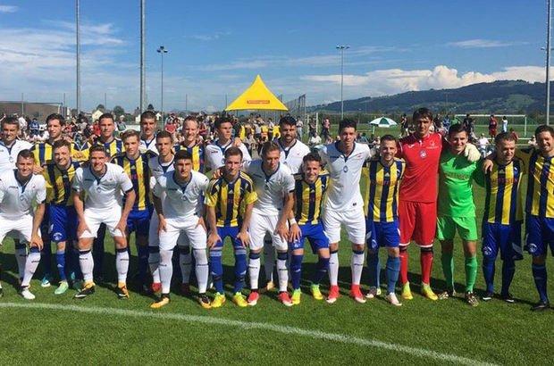 Atalanta, Steinach'ı hazırlık maçında 18-0 yendi!