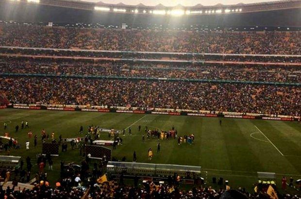 Güney Afrika'da derbi maçta izdiham çıktı, iki kişi hayatını kaybetti