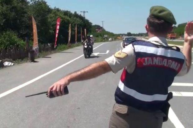 İkincisi yapıldı! 81 ilde motosikletlere uygulama