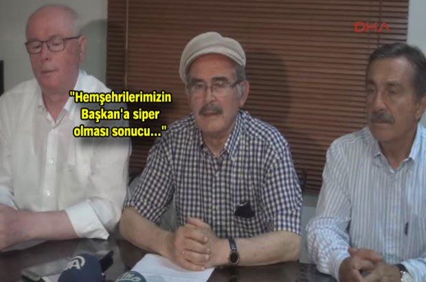 Eskişehir Belediye Başkanı Yılmaz Büyükerşen'e silahlı saldırı girişimi