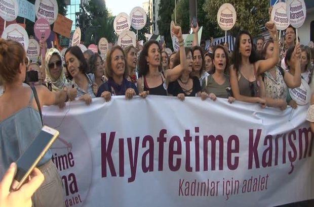 Kadıköy'de kadınlardan