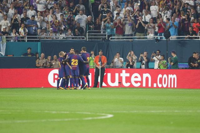 Real Madrid Barcelona maçı özeti