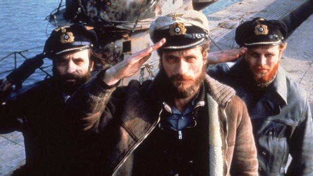 все худ фильмы о подводных лодках