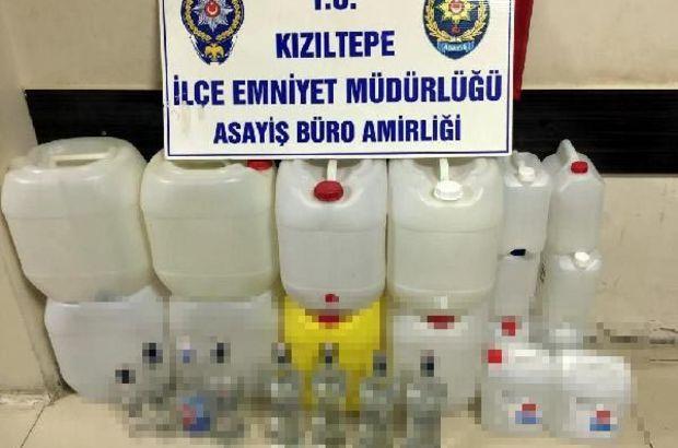 Mardin'de hastanedeki etil alkol ile sahte içki üretildiği iddiasıyla soruşturma başlattıldı