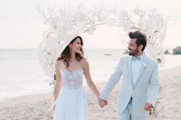 Kenan Doğulu, evlilik yıldönümlerini kutladı!