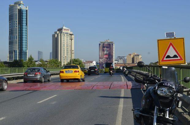 4. Levent'te yunus ekibi kaza yaptı! 2 polis yaralı