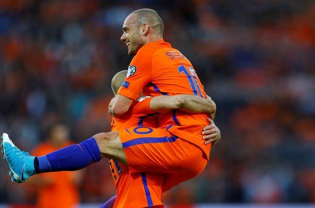 Sneijder, Nice