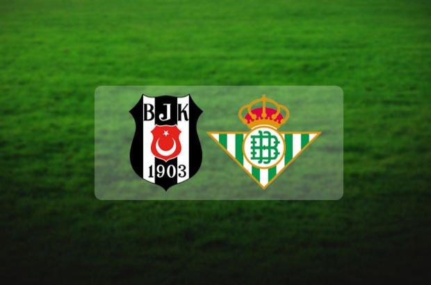 Beşikaş - Real Betis maçı hangi kanalda, saat kaçta?