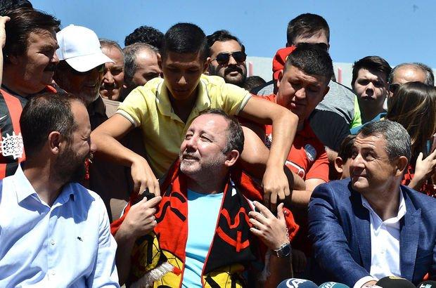 Sergen Yalçın, Eskişehirspor