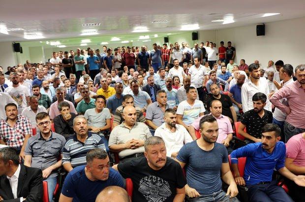 Gaziantepspor'da genel kurul ertelendi