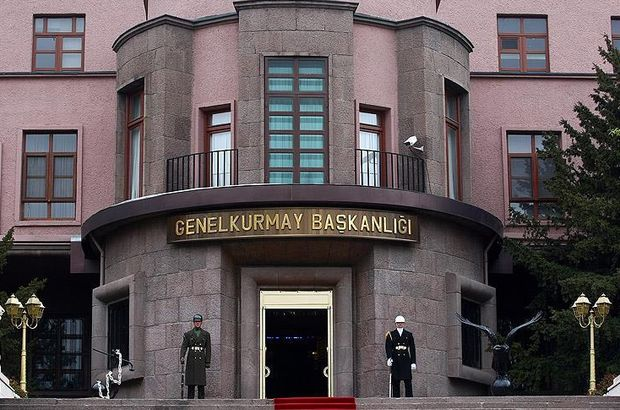 TSK: İlgili personel gözaltına alındı