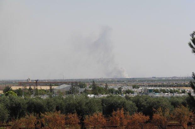 Suriye'de PKK/PYD sivillere saldırdı: 1 ölü, 6 yaralı