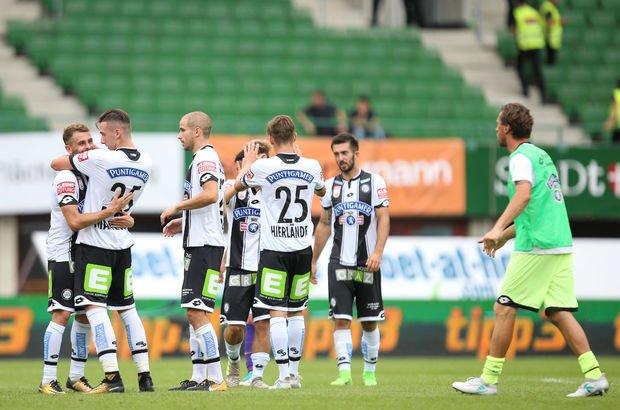 Austria Wien: 2 - Sturm Graz: 3 | MAÇ SONUCU