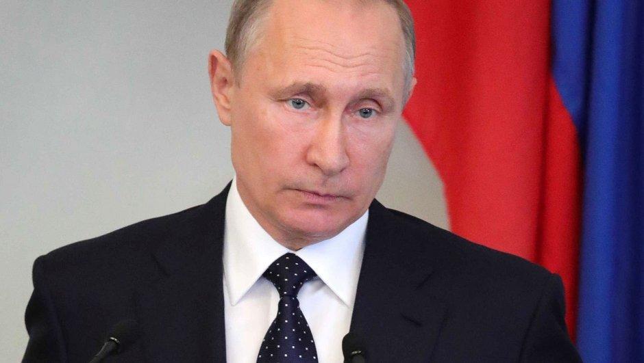 Vladimir Putin Rusya ABD