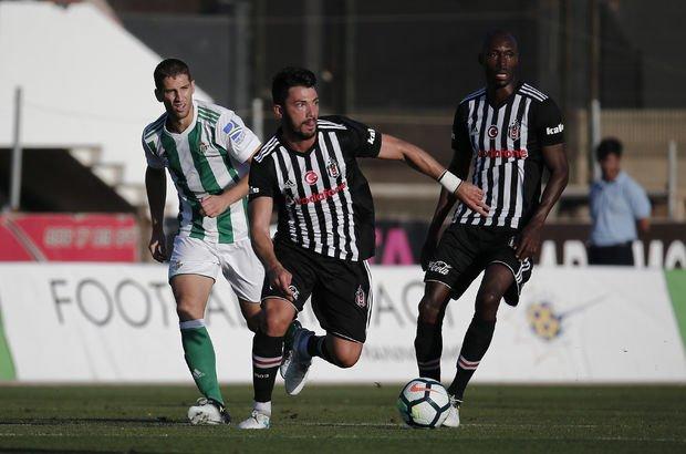 Real Betis: 1 - Beşiktaş: 1
