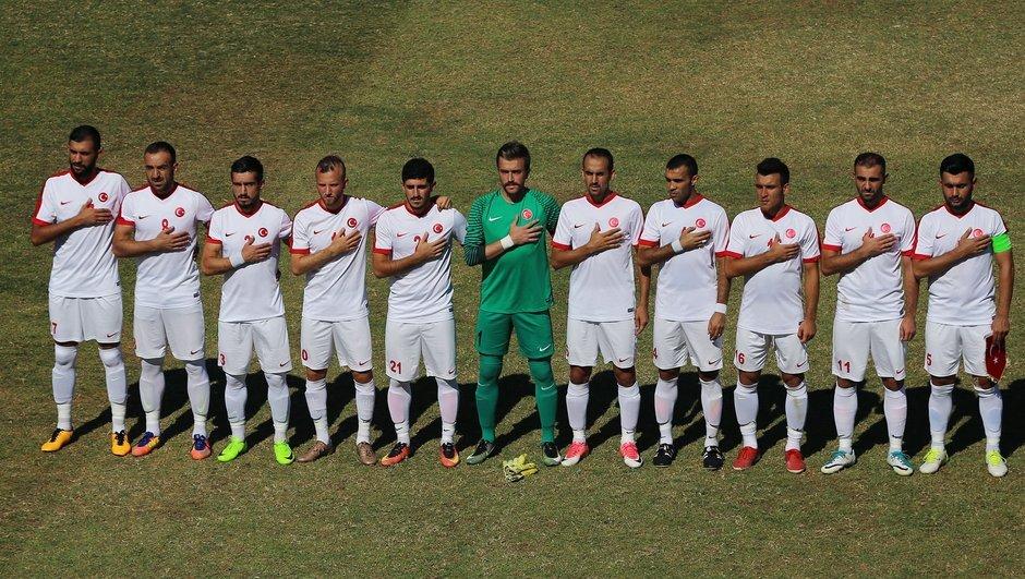 Erkek Milli Futbol Takımı