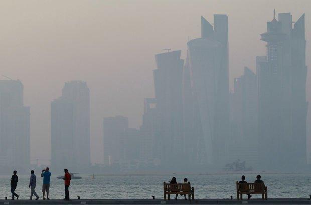 Katar'dan Suudi Arabistan'a yalanlama