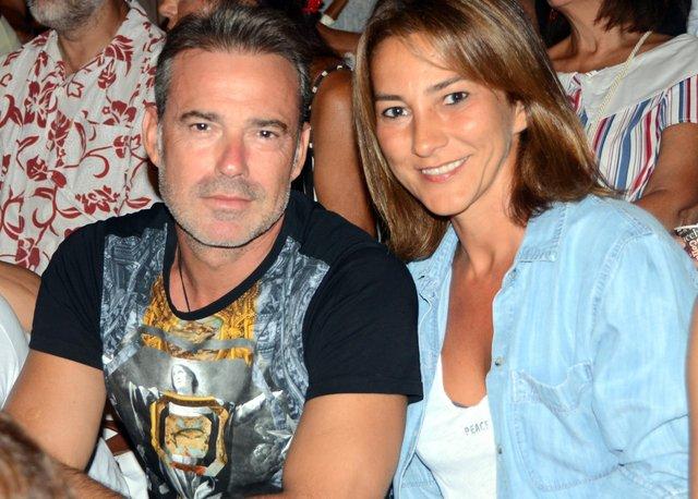 Murat Başoğlu, kız arkadaşıyla öpüşürken objektiflere yakalandı