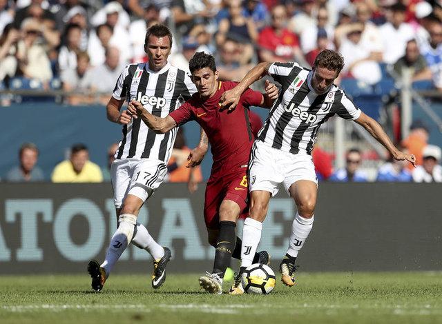Cengiz Ünder'in Juventus maçı performansı